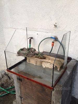 Tartarughiera e filtro esterno completo pompa posot class for Pompa tartarughiera