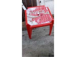 Tavoli e sedie Coca Cola