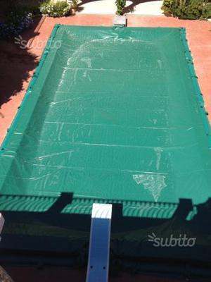 Telo copri piscina