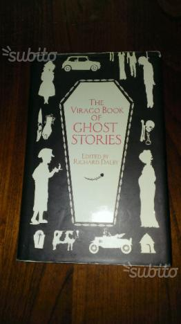 The virago book of ghost stories- libro in inglese