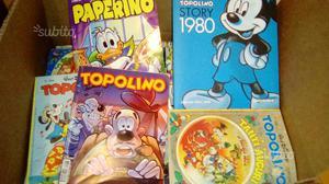 Topolini e raccolte Walt Disney
