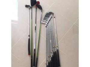 set completo golf 13 mazze tra ferri putter driver Usato