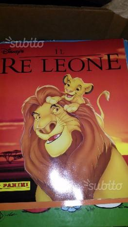 Album completo re leone