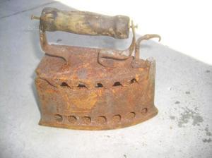 Antico Ferro Da Stiro A Carbone Primi 900