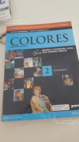 Colores 2 l'eta di Augusto