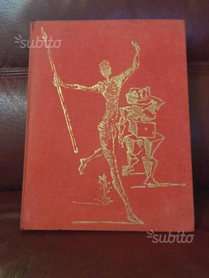Don Chisciotte della Mancia - illustrato da Dalì