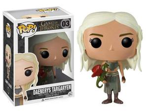 Figure pop! trono di spade - daenerys figures action