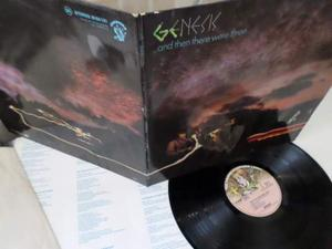 GENESIS - and then there were three - LP / 33 giri