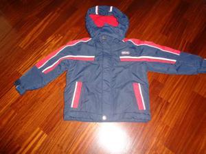 Giacca da sci/giacca a vento della brugi bimbo/a 4/5 anni