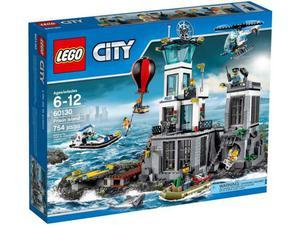 Lego  city la caserma della polizia delland#39;isola