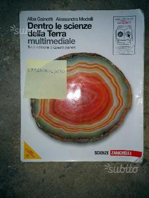 Libri scolastici di scienze