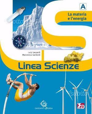 Libro scienze linea scienze