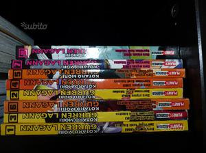 Manga collezioni anche complete e rare