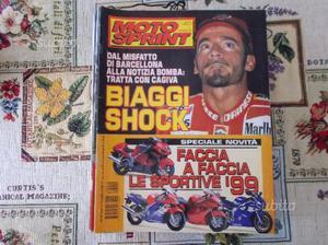 Moto Sprint n° 40 anno