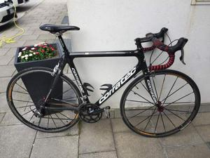 Bici da corsa Corratec in Carbonio - Rennrad