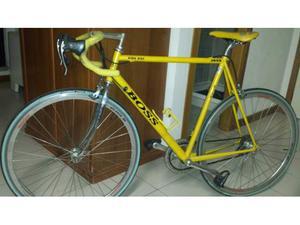 Bici da corsa in alluminio per statura