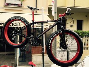 Bicicletta fat bike