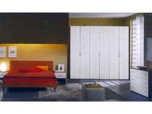 Camera da letto ciliegio e panna posot class for Arredamento ciliegio e bianco