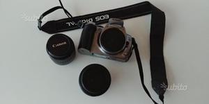 Canon EOS 300D in buone condizioni