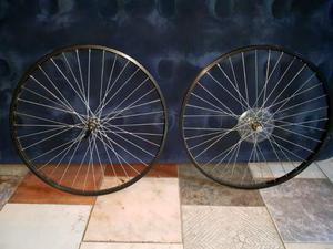 Coppia cerchi Mountain bike misura 26