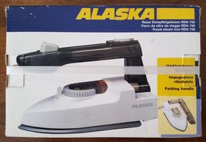 Ferro da stiro da viaggio ALASKA RDA 750