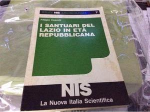 I santuari del Lazio in età repubblicana