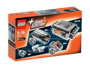 LEGO TECHNIC:POWER FUNCTIONS TECHNIC - COSTRUZIONI