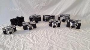 Lotto di macchine fotografiche vintage
