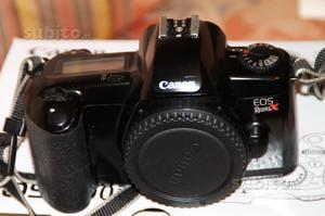 Macchina Fotografica Reflex Canon Eos Rebel 35mm