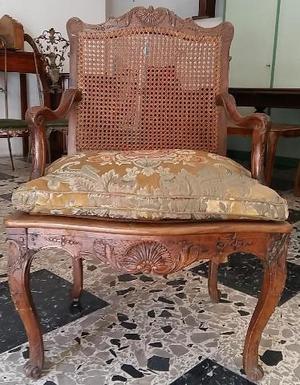 Poltrona schienale paglia di vienna posot class - Sostituire seduta sedia ...