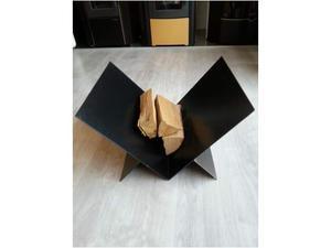 Baule porta legna posot class for Riviste design