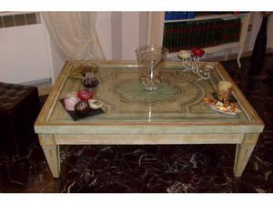 Tavolo da salotto antco