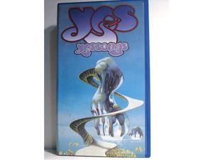 """Yes """"Yessongs"""" (Live at the Rainbow '72) 1 vhs BMG"""