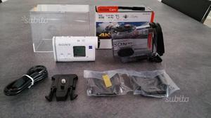 Action Cam 4K Sony FDR-XV e accessori