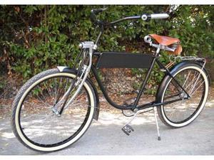 Bicicletta stile vecchia America (indian)