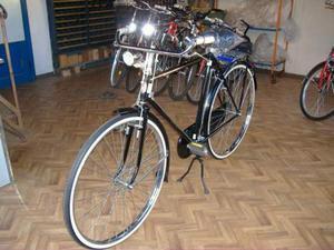 Bici Da Uomo Vintage Con Freni A Bacchetta Posot Class