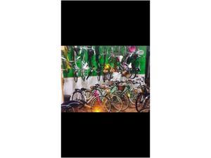 Biciclette Stok 100 pezzi più ricambi