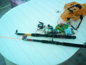 Canne da pesca ed accessori