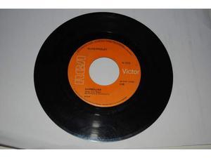 Disco 45 giri di Elvis Presley