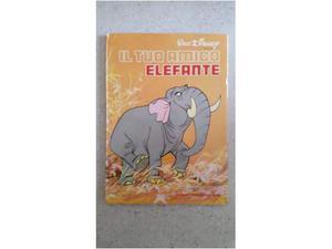 Gli Animali di Walt Disney -Il tuo Amico Elefante - Ottime