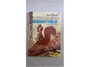 Gli Animali di Walt Disney -Il tuo Amico Scoiattolo - Come