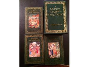 I Grandi classici dell'India 3 Volumi Divina Grazia