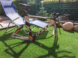 Kit telaio Bici da cronometro/triathlon Felt DA4