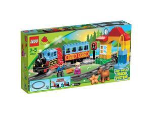 LEGO DUPLO:IL MIO PRIMO TRENO DUPLO - COSTRUZIONI