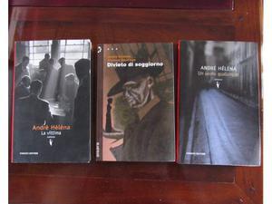 Libri gialli Héléna, Conan Doyle, A. Christie