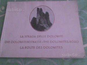 Libro fotografico La strada delle Dolomiti