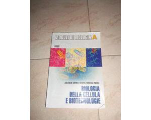 Libro scolastico Moduli di biologia A