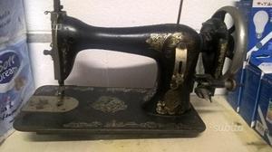 Telaio tavolo per macchina da cucire depoca posot class for Macchina da cucire singer da tavolo