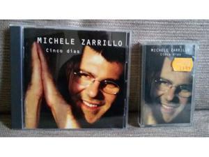 Michele zarrillo cd cinco dias in spagnolo