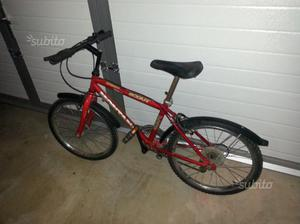 Montain bike bambino